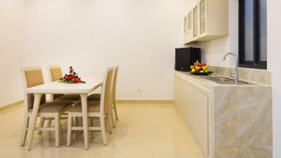 Отели Нячанга с кухней в номере