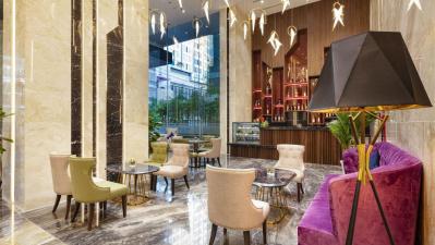 Новейший отель в центре Нячанга - THE ART NEST 4*
