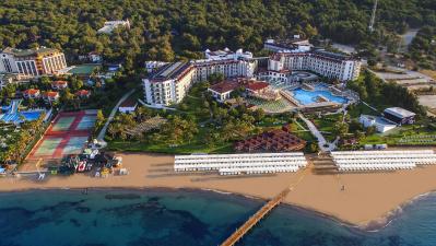 Arcanus Side Resort 5* - тот самый отель в Турции, который вы искали