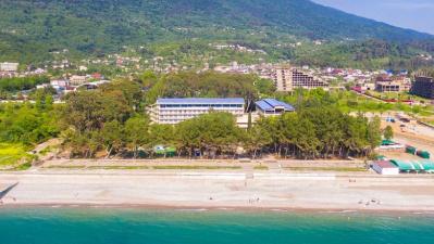 Лучший семейный отель для отдыха в Абхазии - Wellness park hotel Gagra 5*.