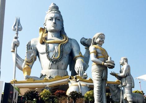 Храмы Индии (Старый Гоа)