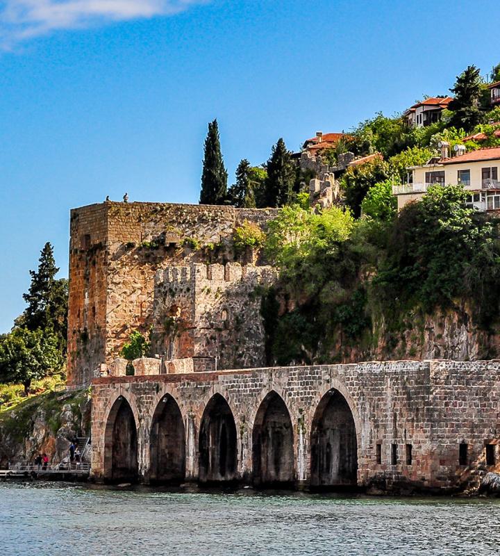 Туры в Турцию – лучший отдых для всей семьи