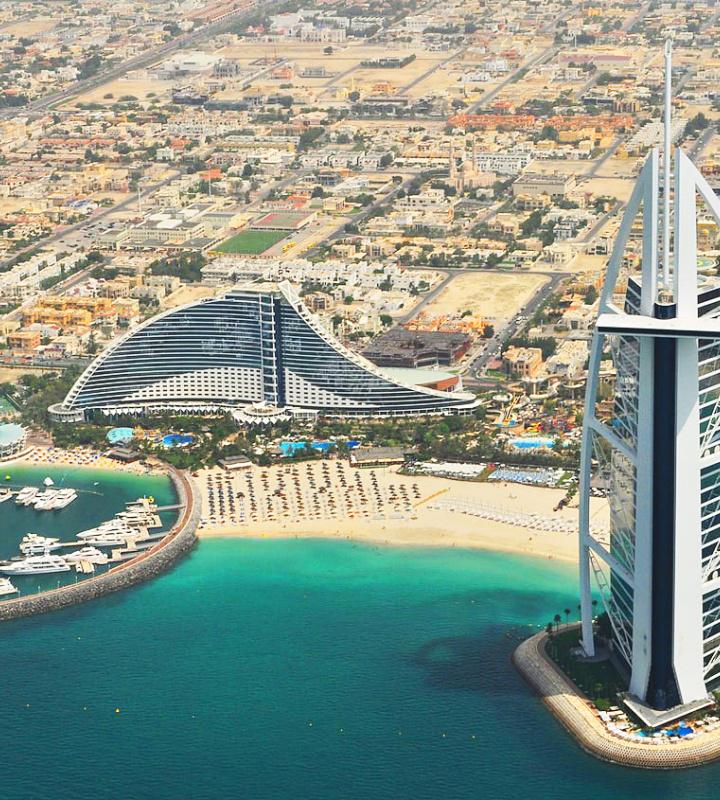 Выбираем курорт в ОАЭ