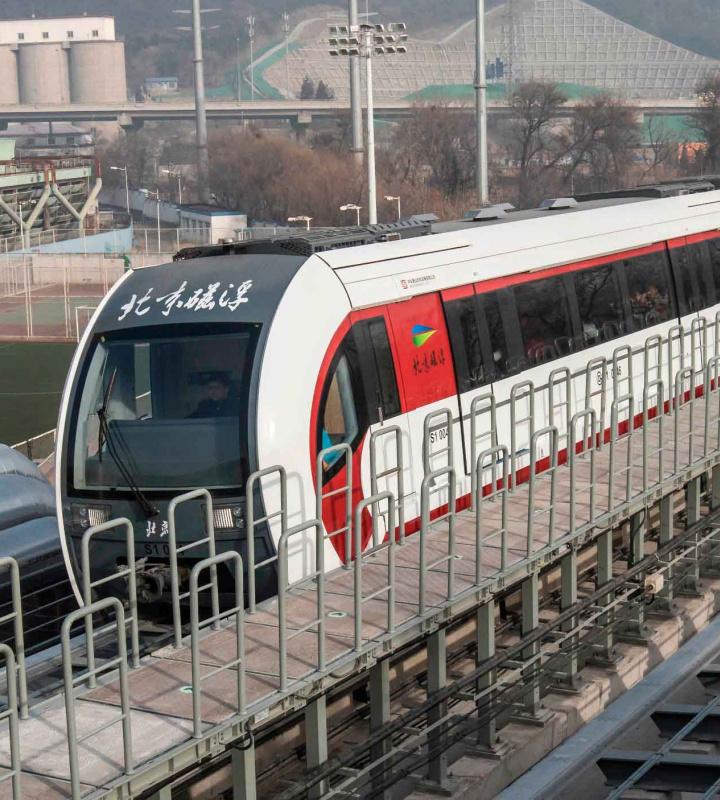 Поезда в Китае: инструкция к действию