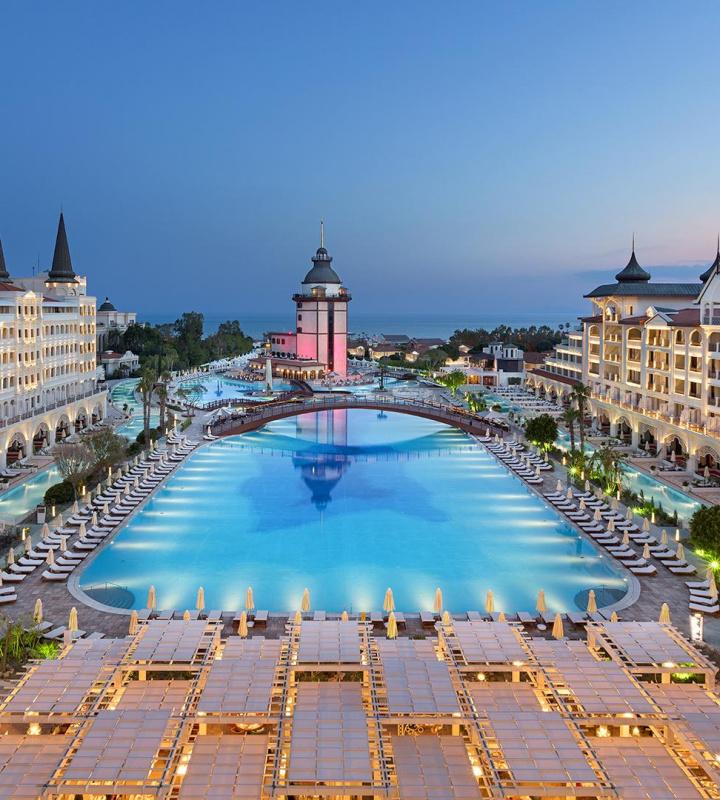 Раннее бронирование-2020: лучшие отельные цепочки Турции