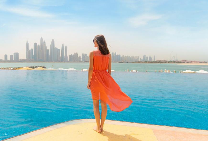Роскошный семейный отель в Дубае на первой линии по цене недорогой турецкой пятерки