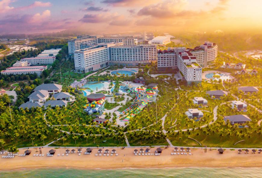 Потрясная идея для отдыха на Фукуоке - отель VINOASIS PHU QUOC RESORT 5*
